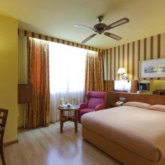Senator Barcelona Spa Hotel 4* Улучшенный номер с различными типами кроватей