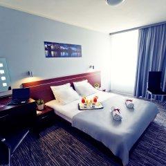 Hotel Slask 3* Стандартный номер с двуспальной кроватью