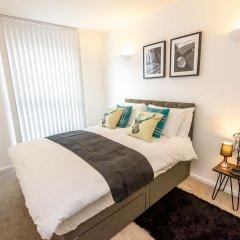 Апартаменты Approved Serviced Apartments VIP Улучшенные апартаменты с различными типами кроватей