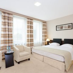 Qubus Hotel Gdańsk 4* Стандартный номер с различными типами кроватей
