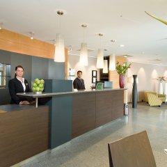 Отель Nh Wien City 4* Улучшенный номер