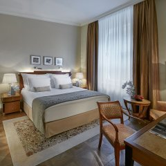 Отель Mandarin Oriental, Munich 5* Улучшенный номер с двуспальной кроватью фото 2