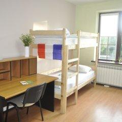 Haberberg Hostel Кровать в общем номере