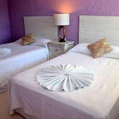Отель Cielito Holbox 3* Номер Делюкс с различными типами кроватей