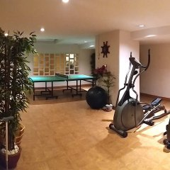 Отель Pacific Club Resort гимнастика фото 3