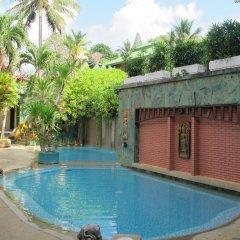 Отель Kata Garden Resort открытый бассейн фото 2