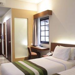 Отель Grand Whiz Nusa Dua 4* Улучшенный номер