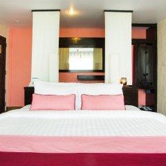 Отель Phra Nang Inn by Vacation Village 3* Номер Делюкс с различными типами кроватей фото 2