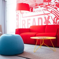 Отель Radisson RED Brussels 4* Люкс с двуспальной кроватью