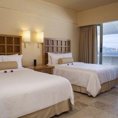 Отель Fiesta Americana Acapulco Villas 4* Номер Делюкс с различными типами кроватей