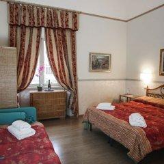Отель Conte House Roma Стандартный номер с различными типами кроватей
