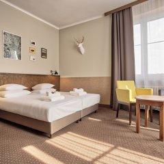 Отель Daniel Griffin Aparthotel by Artery Hotels Польша, Краков - 2 отзыва об отеле, цены и фото номеров - забронировать отель Daniel Griffin Aparthotel by Artery Hotels онлайн комната для гостей