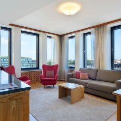 Original Sokos Hotel Vaakuna Helsinki 3* Люкс с различными типами кроватей фото 2