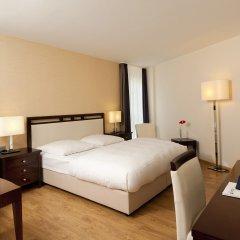 Radisson Blu Badischer Hof Hotel 4* Улучшенный номер с двуспальной кроватью