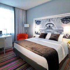 Гостиница Mercure Москва Бауманская 4* Стандартный номер с разными типами кроватей