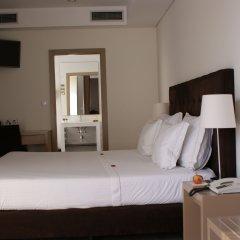 Отель Castelo Santa Catarina 3* Люкс двуспальная кровать