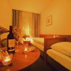 Hotel Mercedes Hamburg 3* Стандартный номер с различными типами кроватей фото 6
