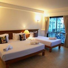 Leelawadee Boutique Hotel 3* Стандартный номер с различными типами кроватей