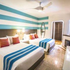 Отель Panama Jack Resorts Playa del Carmen – All-Inclusive Resort 4* Стандартный номер