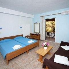 Апартаменты Crystal Blue Apartments Студия