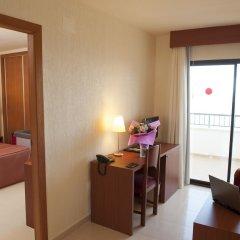 Отель Playas de Torrevieja 3* Полулюкс с различными типами кроватей