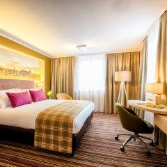 Leonardo Royal Hotel Edinburgh Haymarket 4* Стандартный номер с двуспальной кроватью