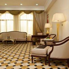 Гостиница Royal Tulip Almaty комната для гостей фото 6