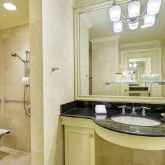 Отель Waldorf Astoria New York Нью-Йорк ванная фото 3