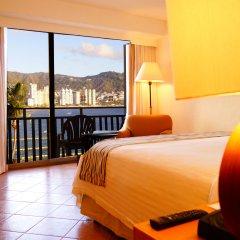 Отель Holiday Inn Resort Acapulco 3* Улучшенный номер с разными типами кроватей