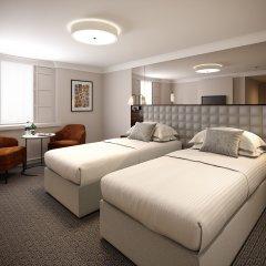 Strand Palace Hotel 4* Улучшенный номер с 2 отдельными кроватями фото 2