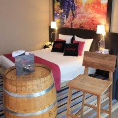 Hotel Mercure Wroclaw Centrum 4* Номер Делюкс с различными типами кроватей фото 2
