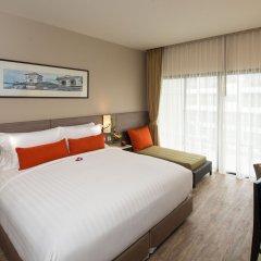 Отель Deevana Plaza Phuket 4* Улучшенный номер с различными типами кроватей фото 2