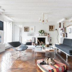Отель onefinestay - Louvre Opera private homes Апартаменты с различными типами кроватей