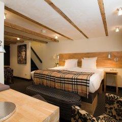 Отель Catalonia Vondel Amsterdam 4* Стандартный номер с различными типами кроватей фото 6