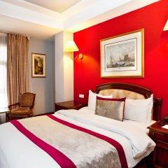 Hotel Les Saisons 4* Стандартный номер с различными типами кроватей