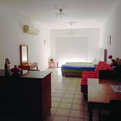 Апартаменты Andries Apartments Студия с различными типами кроватей