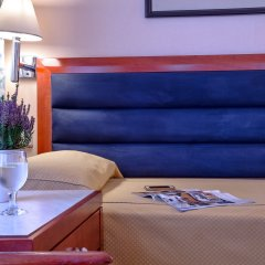 Mediterranean Hotel 4* Стандартный номер с различными типами кроватей фото 21
