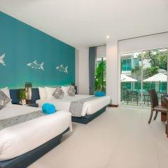Отель Fishermen's Harbour Urban Resort 4* Номер Делюкс с различными типами кроватей фото 4