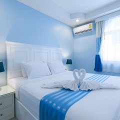 Отель Zing Resort & Spa 3* Люкс с различными типами кроватей
