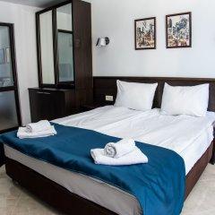 Гостиница Мармарис Стандартный семейный номер с 2 отдельными кроватями