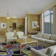 Отель Hilton Dubai Jumeirah 5* Президентский люкс с различными типами кроватей