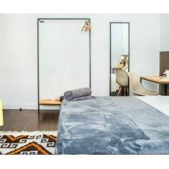 Отель Sweet BCN Traveller House 3* Стандартный номер с различными типами кроватей