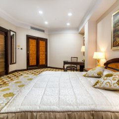 Гостиница Royal Tulip Almaty комната для гостей фото 4