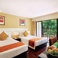 Отель Novotel Phuket Surin Beach Resort 4* Улучшенный номер с различными типами кроватей фото 3