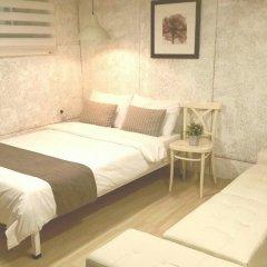 Отель The Mei Haus Hongdae 3* Номер Делюкс с различными типами кроватей фото 11