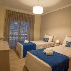 Отель Flor da Rocha Апартаменты с различными типами кроватей