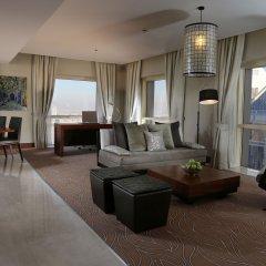Millennium Plaza Hotel 5* Представительский люкс с различными типами кроватей