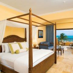 Отель Secrets Capri Riviera Cancun 4* Люкс с различными типами кроватей