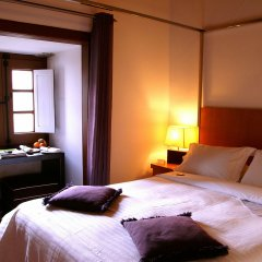 Pousada Castelo de Óbidos - Historic Hotel Стандартный номер с различными типами кроватей фото 6