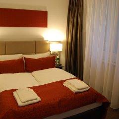 Dom Hotel Am Römerbrunnen 3* Стандартный номер с различными типами кроватей